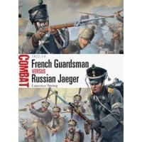 4,French Guardsmen vs Russian Jaeger 1812-1814