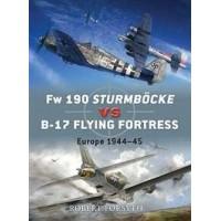 24,FW 190 Sturmböcke vs B-17 Europe 1944-45