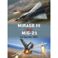28,Mirage III vs MiG-21 Six Day War 1967