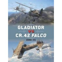 47,Gladiator vs CR.42 Falco 1940-41