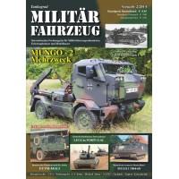 Tankograd Militärfahrzeug 2/2014