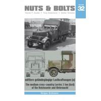 32,mittlere geländegängige Lastkraftwagen (o)