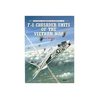 007,F-8 Crusader Units of the Vietnam War