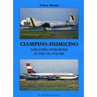 Ciampino-Fiumicino -Airliners over Rome in the 70s and 80s