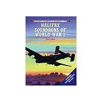 014,Halifax Squadrons of World War II