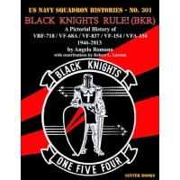 301,Black Knights Rule ! A Pictorial History 1945 - 2013