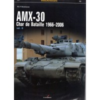 12,AMX-30 Char de Bataille 1966-2006 Vol.2