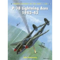 120, P-38 Lightning Aces 1942 - 43
