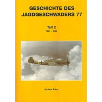 Die Geschichte des Jagdgeschwaders 77 Teil 2 : 1942 - 1943