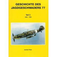Die Geschichte des Jagdgeschwaders 77 Teil 3 : 1944