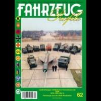 62,Lastwagen militärischer Formationen der DDR 1976 - 1991 Teil 1:Fahrzeuge aus DDR Produktion