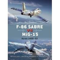 50,F-86 Sabre vs MiG-15 Korea 1950 - 1953