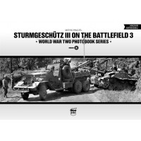 8,Sturmgeschütz III on the Battlefield Vol. 3