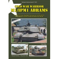 3023,Cold War Warrior M1/IPM1 Abrams