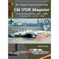 7,Air Fouga/Flugzeug-Union Süd CM 170R Magister