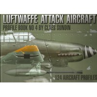 Luftwaffe Attack Aircraft Profile Book No.4