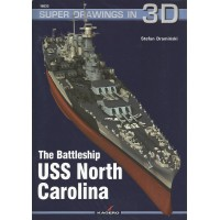33,The Battleship USS North Carolina