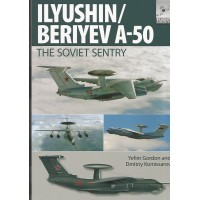 6,Ilyuhin/Beriyev A-50 - The Soviet Sentry