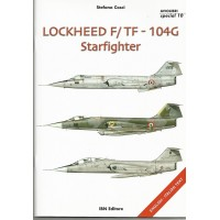 10,Lockheed F/TF-104G Starfighter