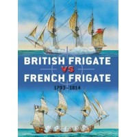 52,British Frigate vs French Frigate 1793 - 1814