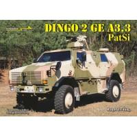12,Dingo 2 GE A3.3 PatSi - Patroullien und Sicherungsfahrzeug
