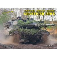 13,Grantiger Löwe - Bundeswehrfahrzeuge auf Manöver