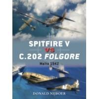 60,Spitfire V vs C.202 Folgore Malta 1942
