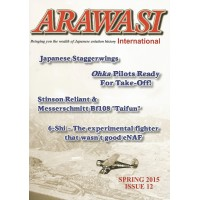 Arawasi Internaonal Issue 12 : Spring 2015
