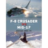 61, F-8 Crusader vs MiG-17 Vietnam1965 - 1972