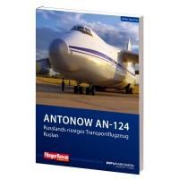 2,Antonow An-124 - Russlands riesiges Transportflugzeug Ruslan