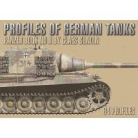 Profiles of German Tanks - Panzer Book No. 2