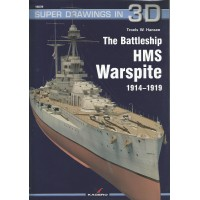 39,The Battleship HMS Warspite 1914 - 1919