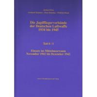 08/I,Der Einsatz im Mittelmeerraum November 1941 bis Dezember 1942