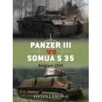 63,Panzer III vs Somua S 35 Belgium 1940