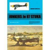 3,Junkers Ju 87 Stuka