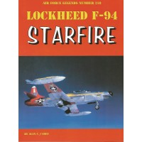 218,Lockheed F-94 Starfire