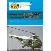 106,Sikorsky S-55/H-19 Chickasaw and Westland Whirlwind