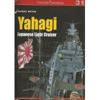 31,Yahagi Japanese Light Cruiser