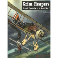 Grim Reapers - French Escadrille 94 in World War I