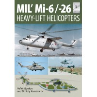 10, Mil Mi-6 / -26 Heavy-Lift Helicopters