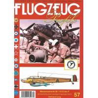 57, Messerschmitt Bf 110 D bis F