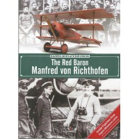 2,The Red Baron Manfred von Richthofen + Piloten Figur in 1:32