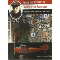 Inside the Victories of Manfred von Richthofen Vol.1