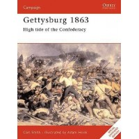 52, Gettysburg 1863