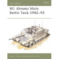 2, M1 Abrams Main Battle Tank 1982 -1992