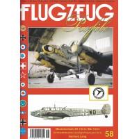 58, Messerschmitt Bf 110 G / Me 110 H