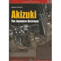 38,Akizuki - The Japanese Destroyer