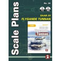 36, Saab 29 Flygande Tunnan