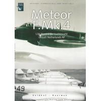 Meteor F.Mk.4 LSK /Koninklijke Luchtmacht (Royal) Netherlands AF