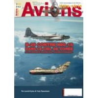 43, B-29 contre MiG-15 dans le Ciel de Coree